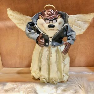 VINTAGE! Warner Bros. Taz Tree Topper